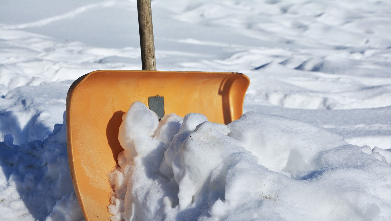 Winterdienst bei der SDG in Dillingen